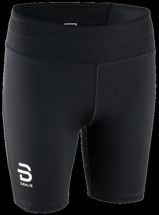Шорты беговые Bjorn Daehlie 2018 Shorts Focus 7,5  Wmn Black, Шорты - арт. 1029230173