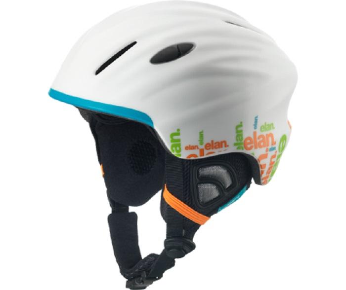 Зимний Шлем Elan 2017-18 TEAM WHITE, Горнолыжные и сноубордические шлемы - арт. 1064690428