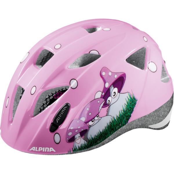 Летний шлем ALPINA 2017 XIMO happy mushroom