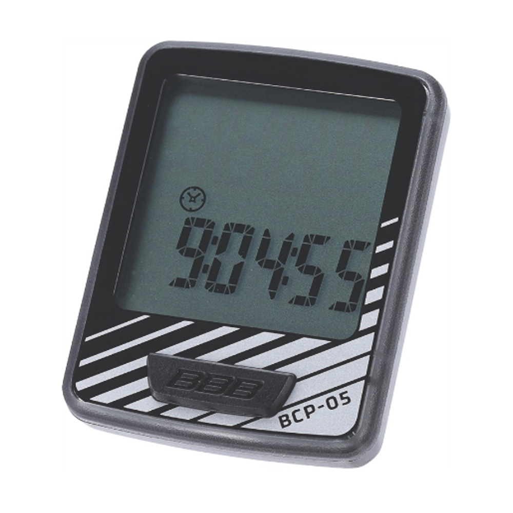 Компьютер BBB DashBoard 7 functions проводной черный/серый (BCP-05) - артикул: 819860363