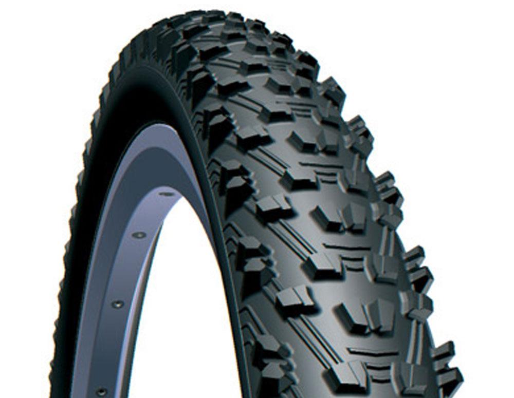 Велопокрышка RUBENA V95 CHARYBDIS TD 29 x 2,00 (52-622) RP черный