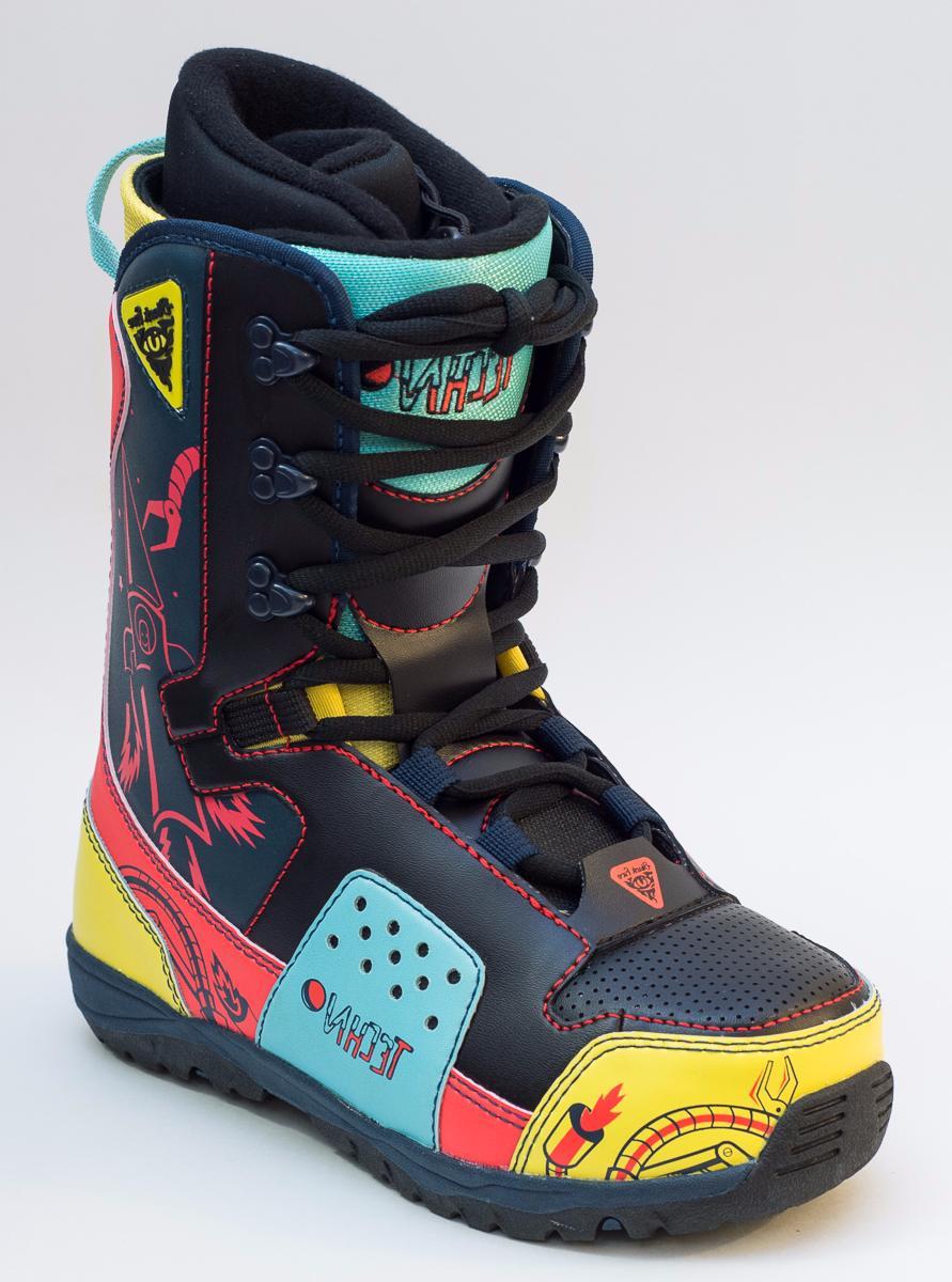 Ботинки для сноуборда Black Fire 2016-17 Techno, Сноубордические ботинки - арт. 714010424