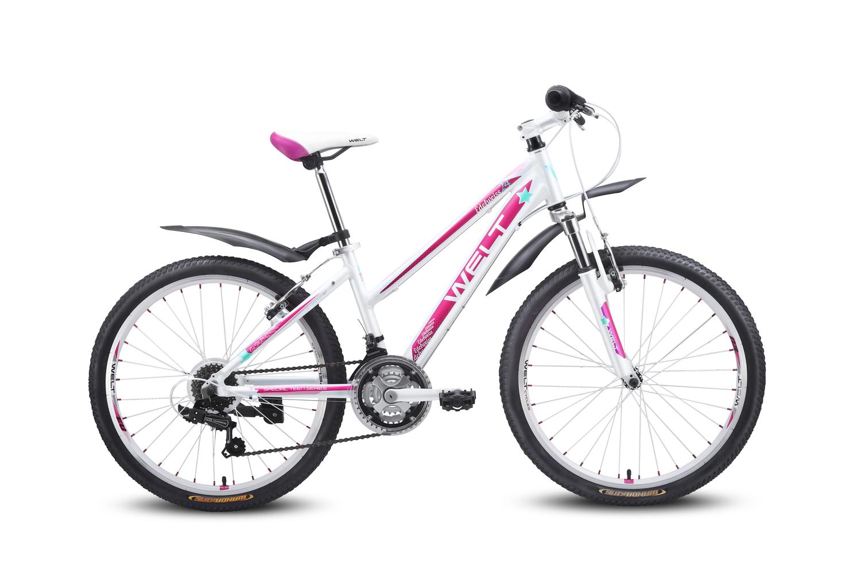 Велосипед Welt Edelweiss 24 2016 white/purple