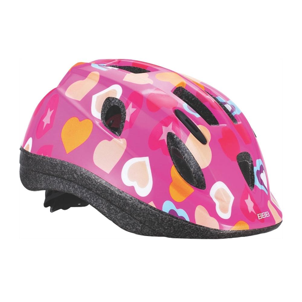 Летний шлем BBB Boogy сердечки (BHE-37), Все для велотуризма - арт. 820220351