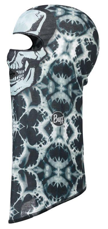 Маска (балаклава) BUFF 2016-17 MICROFIBER BALACLAVA BUFF® SINISTER BLACK-BLACK-Standard, Маски - арт. 709950192