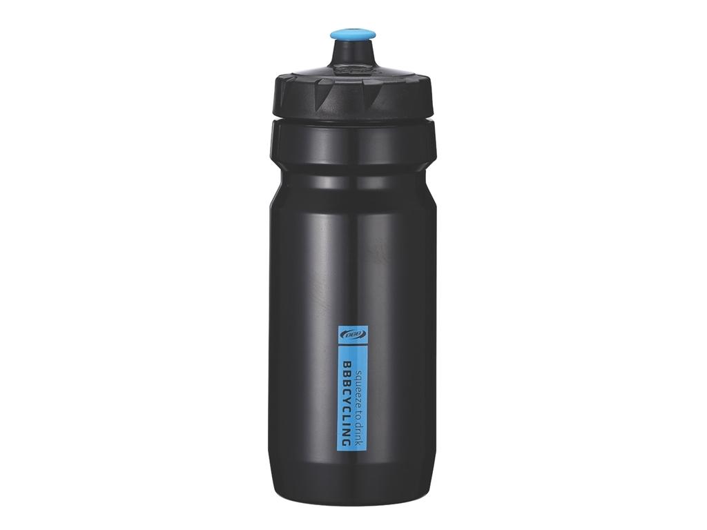 Фляга вело BBB 550ml. CompTank black/blue (BWB-01)