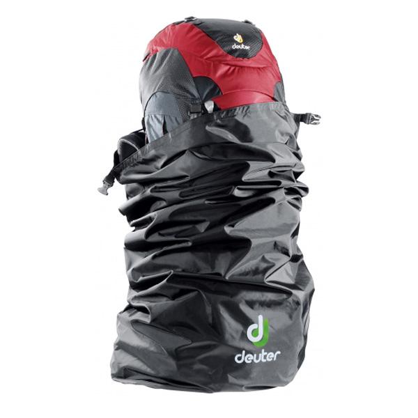 Транспортный чехол Deuter 2016-17 Flight Cover 60 black, Чехлы и накидки для рюкзаков - арт. 711340294