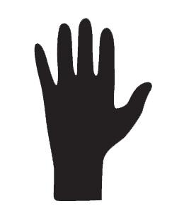 Перчатки флис ACCAPI SEAMLESSUNDERGLOVES black (черный)