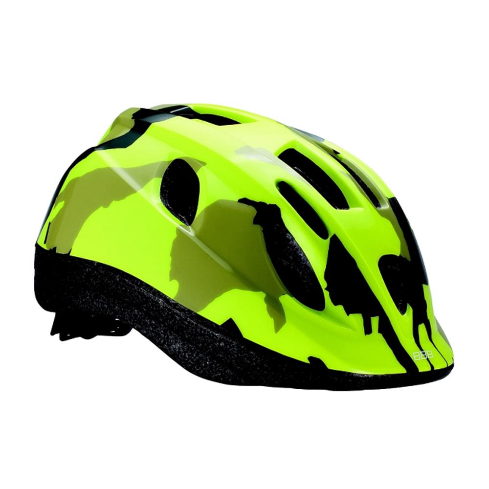 Летний шлем BBB Boogy камуфляж/неон/желтый (BHE-37), Все для велотуризма - арт. 820210351