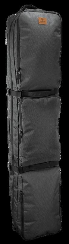 Чехол для сноуборда NIDECKER 2017-18 TRAM на колесах BLACK - артикул: 995930435