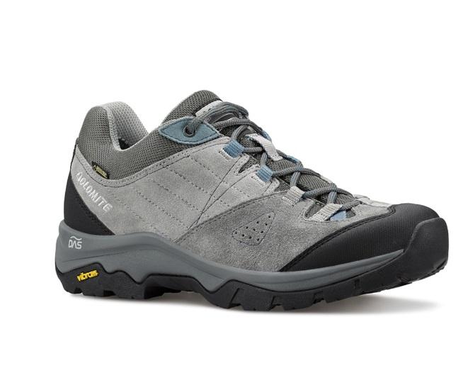 Ботинки для хайкинга (низкие) Dolomite 2017-18 Kendal Low Gtx Gunmetal/Pewter, Треккинговая обувь - арт. 889250252
