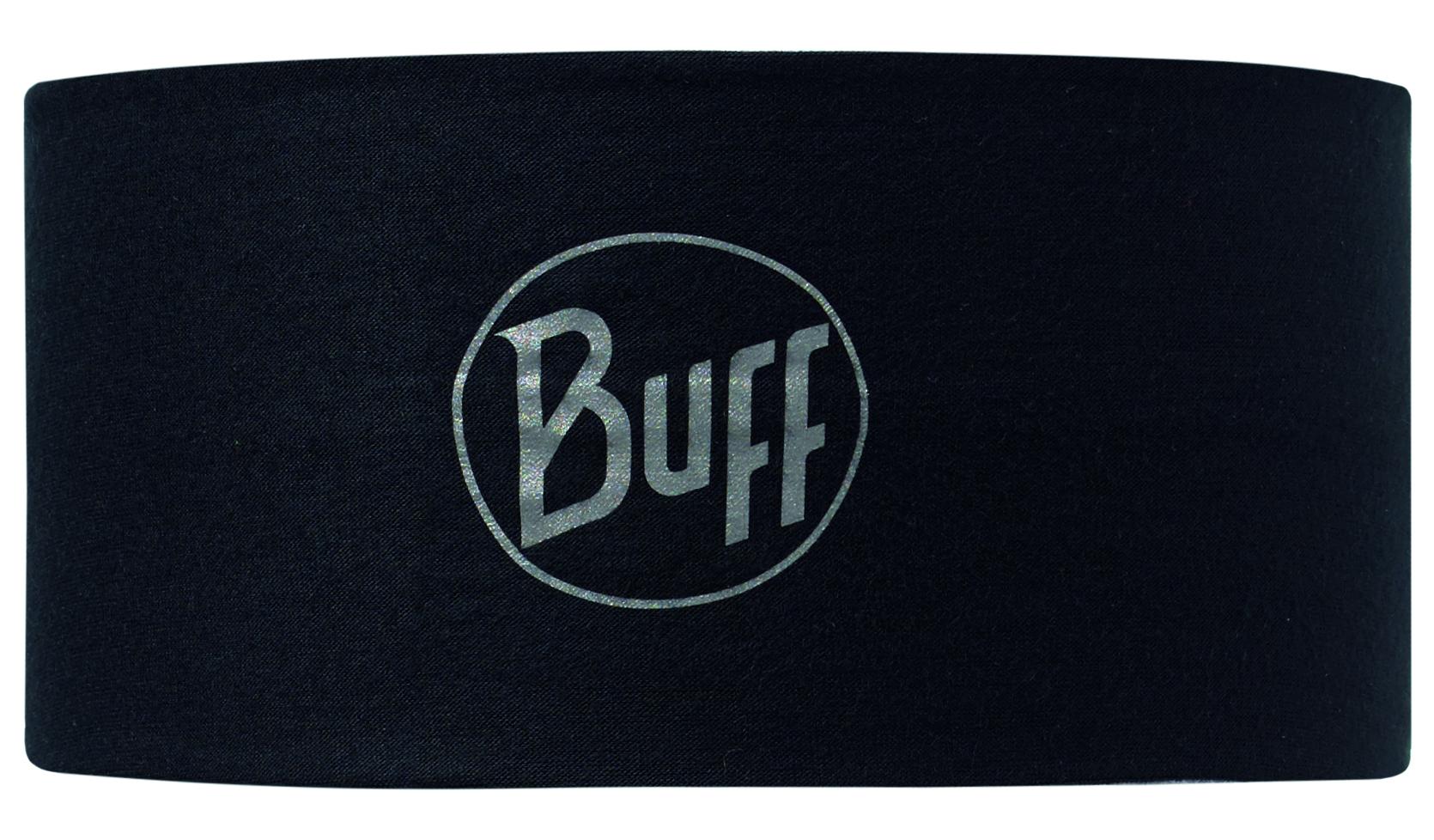 Повязка BUFF Perform HEADBAND BUFF BLACK/OD