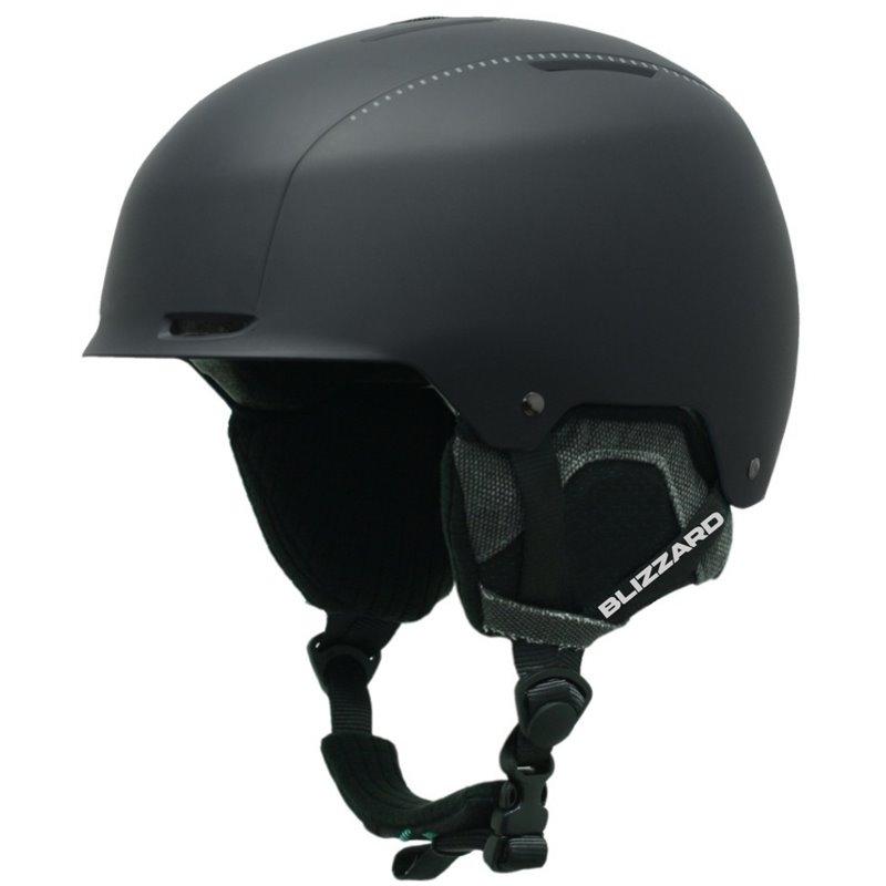 Зимний Шлем Blizzard Guide black matt (см:59-63), Горнолыжные и сноубордические шлемы - арт. 996420428
