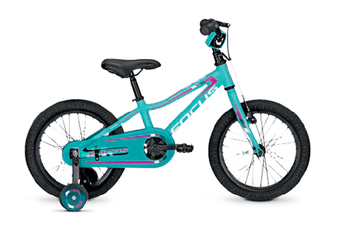 Велосипед FOCUS RAVEN ROOKIE 16 DONNA 2016 AQUABLUE