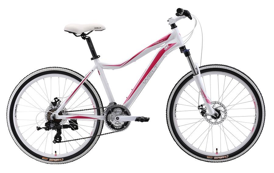 Велосипед Welt 2018 Edelweiss 1.0 matt white/red (US:S), Велосипеды - арт. 997460390