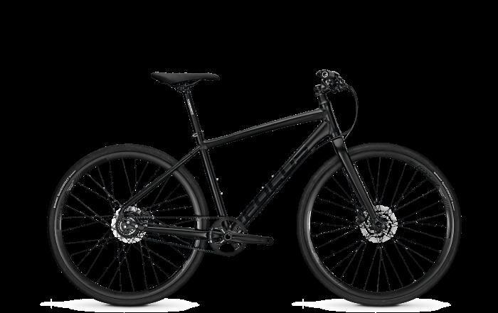 Велосипед FOCUS PLANET 2018 magicblackmatt (см:50), Велосипеды - арт. 998950390