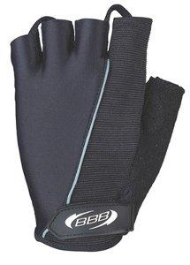 Перчатки велосипедные BBB Classic black (BBW-34_black)