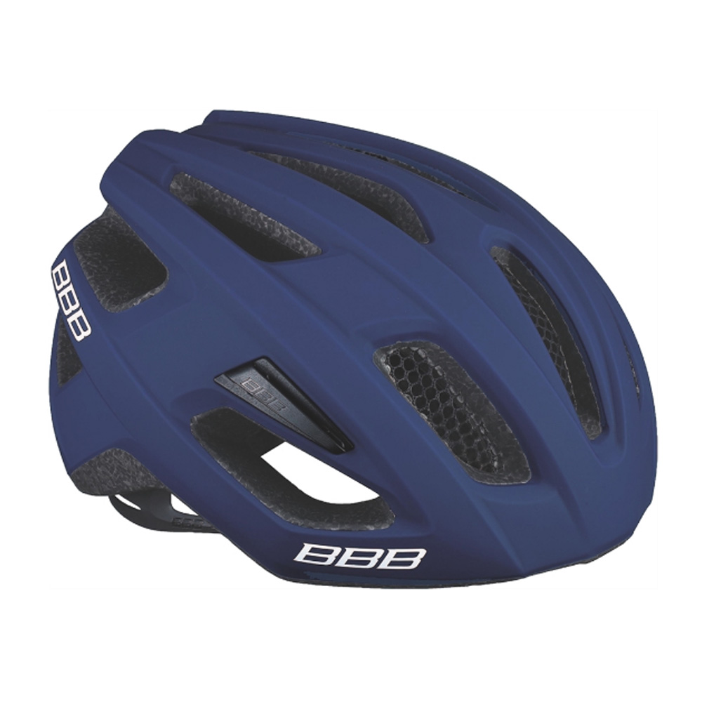 Летний шлем BBB Kite матовый темный/синий (BHE-29)