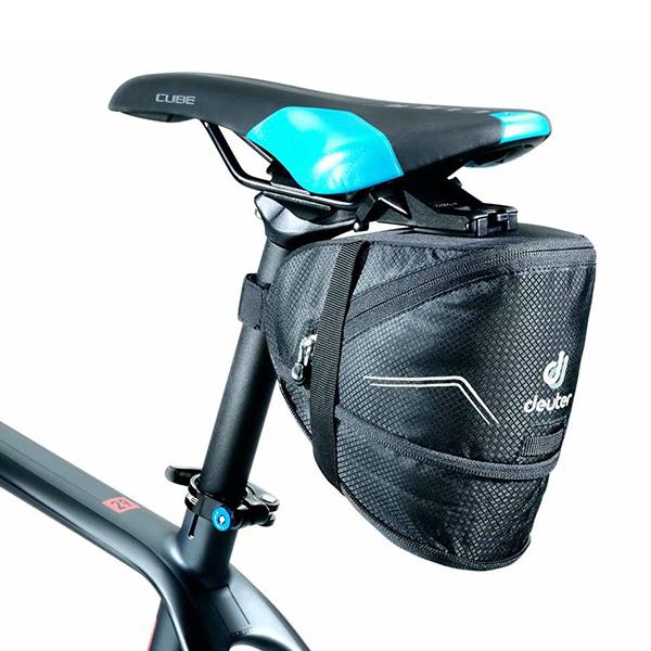 Сумка под седло Deuter 2017-18 Bike Bag Click II black, Велосипедные седла - арт. 850750355