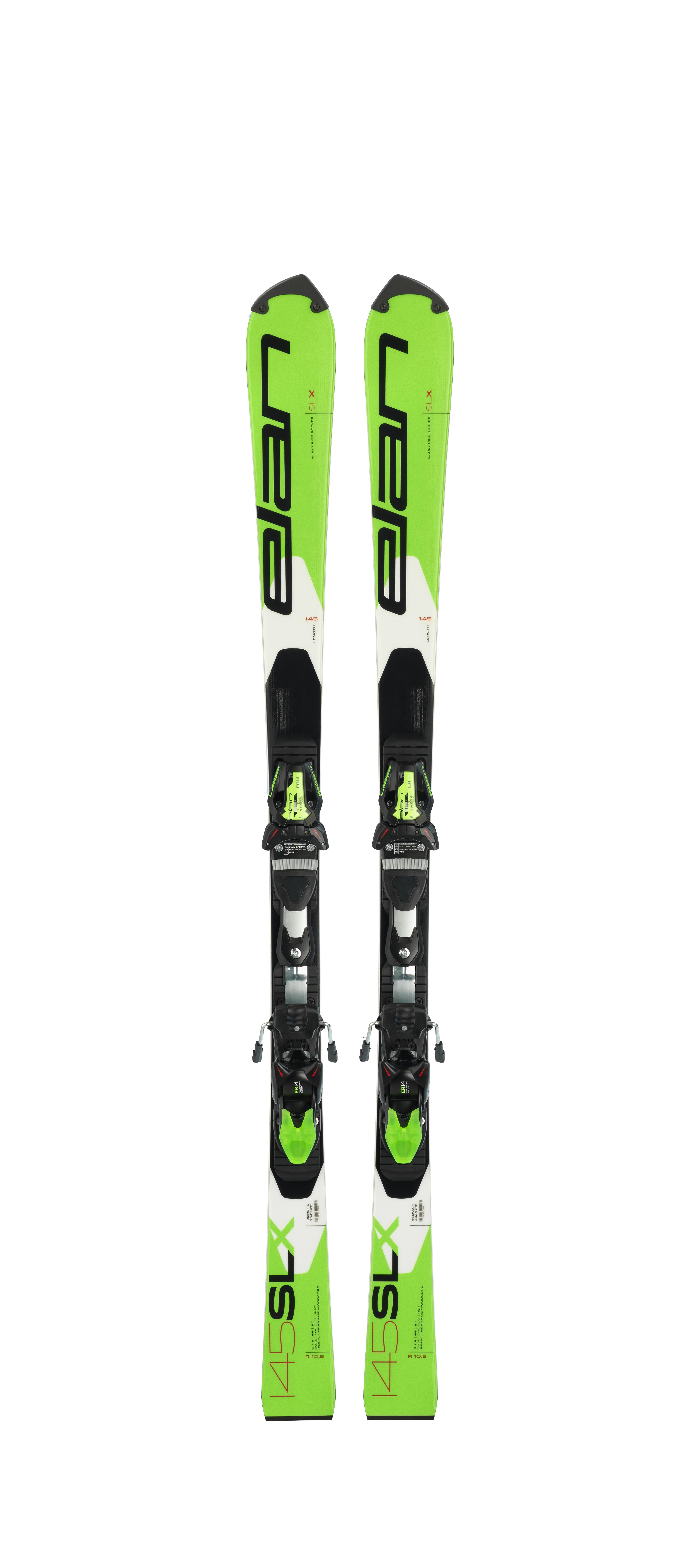 Горные лыжи Elan 2017-18 SLX TEAM PLATE (134-141)