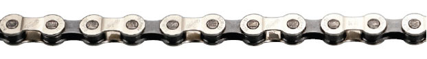 Цепь BBB PowerLine 10 speed 114 links Nickel Nickel (BCH-102), Педали и трансмиссия - арт. 614150365