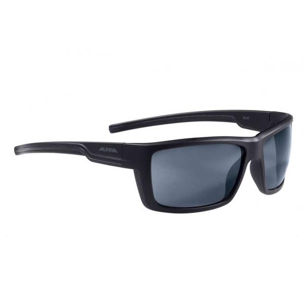 Очки солнцезащитные ALPINA 2016 SPORTS STYLE SLAY black matt