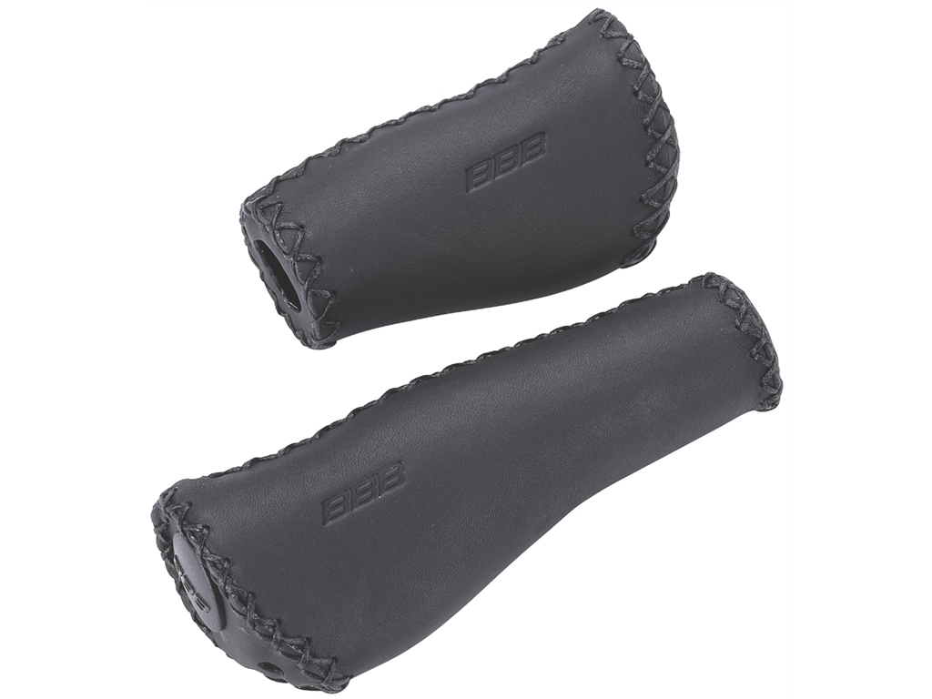 Грипсы BBB LeatherFix 92mm and 135mm черный (BHG-16N)