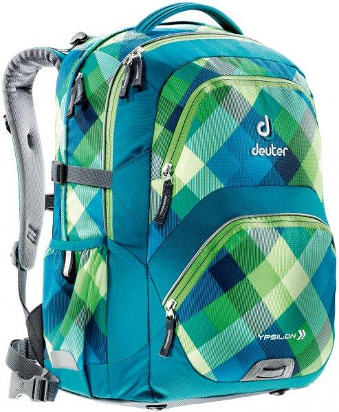 Рюкзак Deuter Ypsilon petrol crosscheck, Детские рюкзаки - арт. 679100289