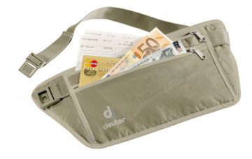 Кошелек Deuter 2015 Accessories Security Money Belt sand