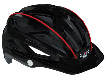 Летний шлем Casco Town & Country Activ-TC Black, Велошлемы - арт. 645700356