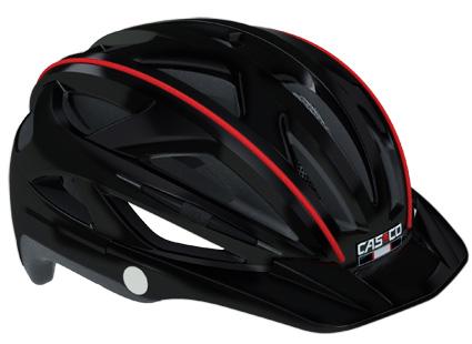 Летний шлем Casco Town & Country Activ-TC Black