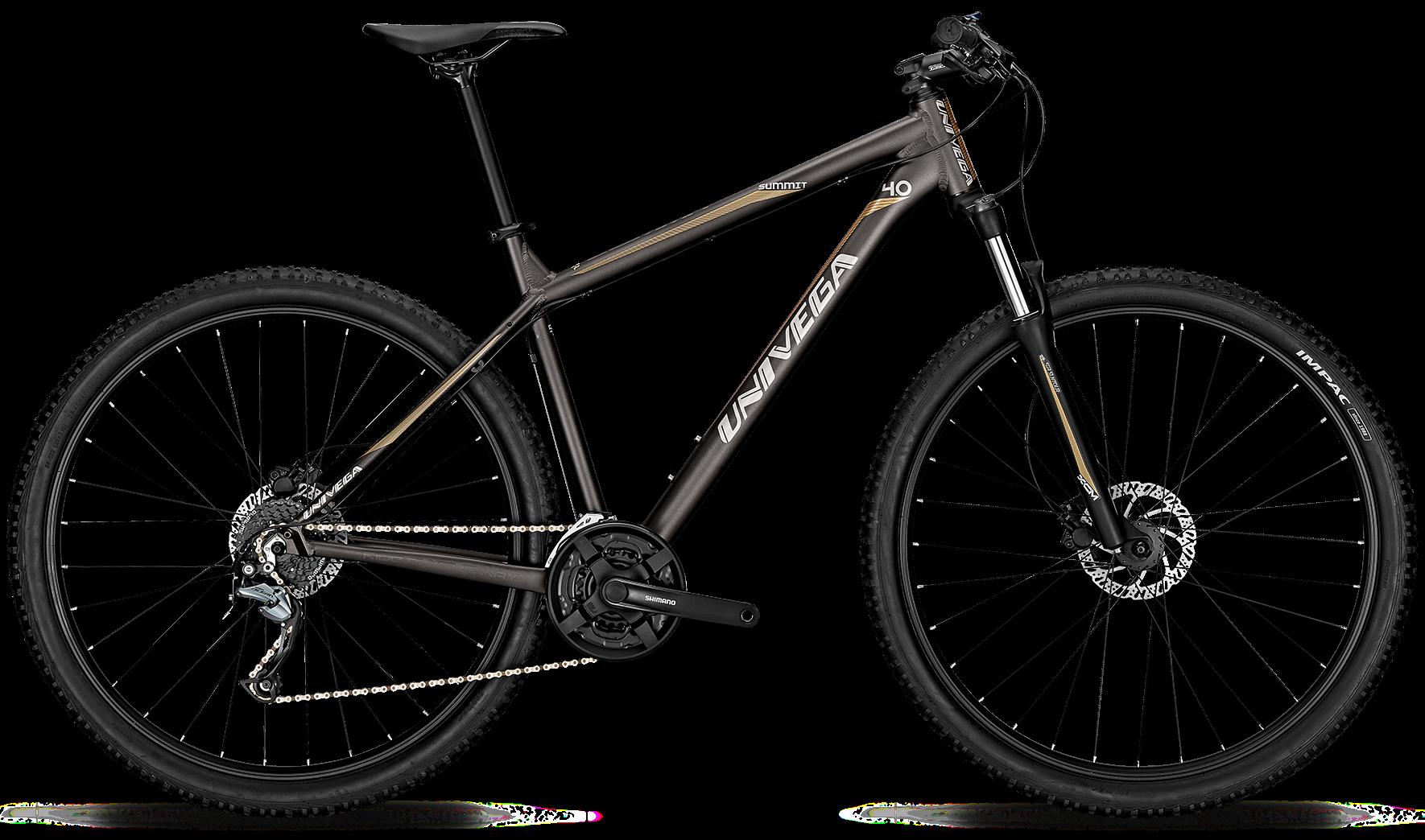 Велосипед UNIVEGA SUMMIT 4.0 2018 atlas grey matt, Велосипеды - арт. 1028600390