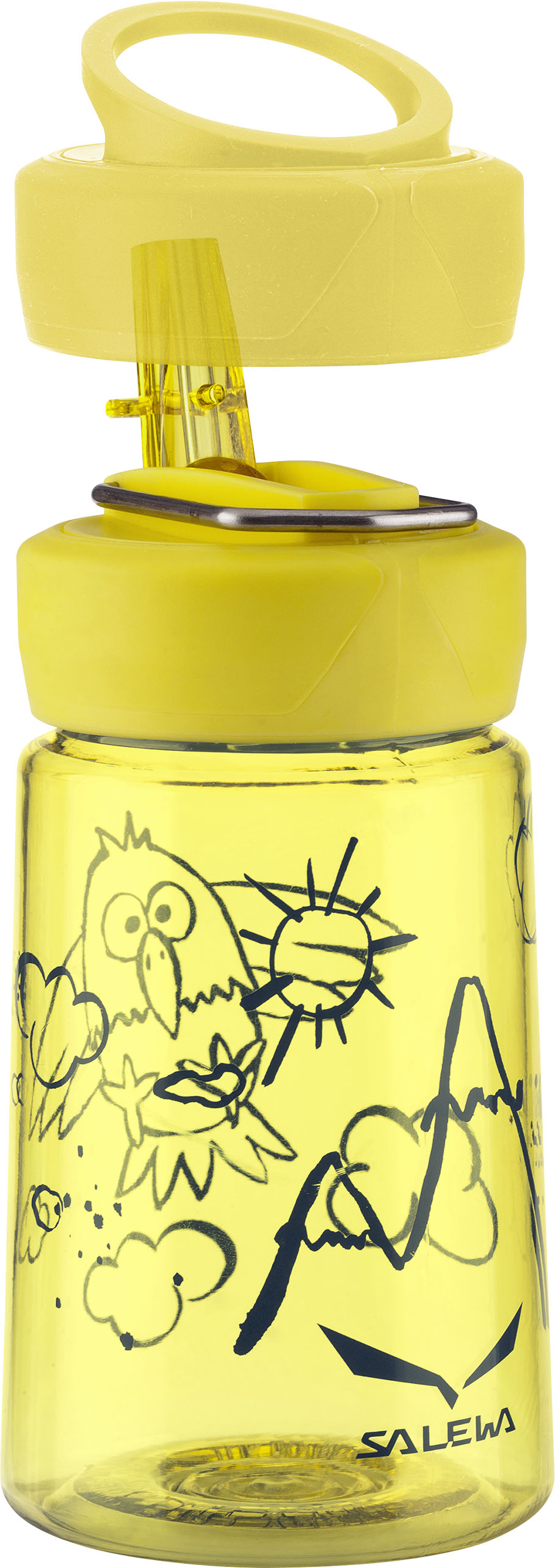 Фляга Salewa Bottles RUNNER KIDS BOTTLE 0,35 L YELLOW /