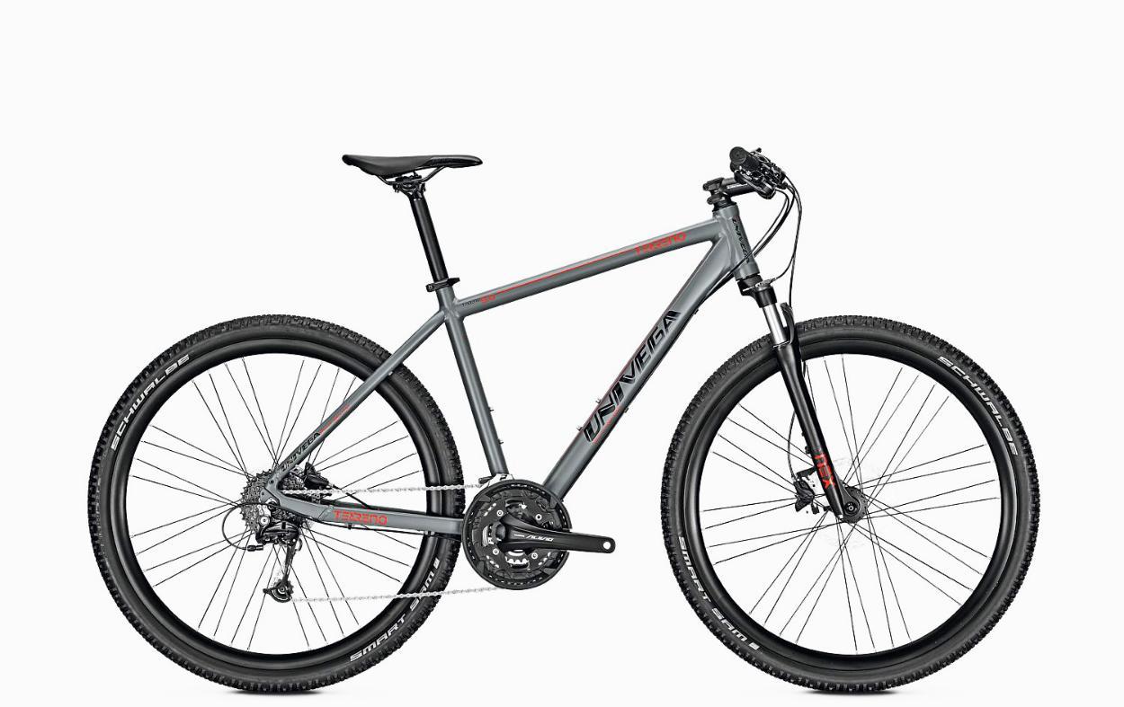 Велосипед UNIVEGA TERRENO 5.0 2018 (см:50/M), Велосипеды - арт. 997600390