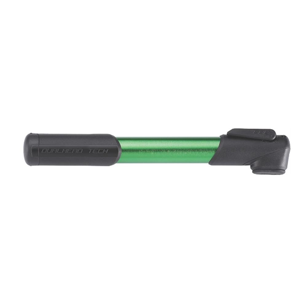 Насос ручной BBB WindRush S 250mm зеленый (BMP-55), Все для велотуризма - арт. 822560351