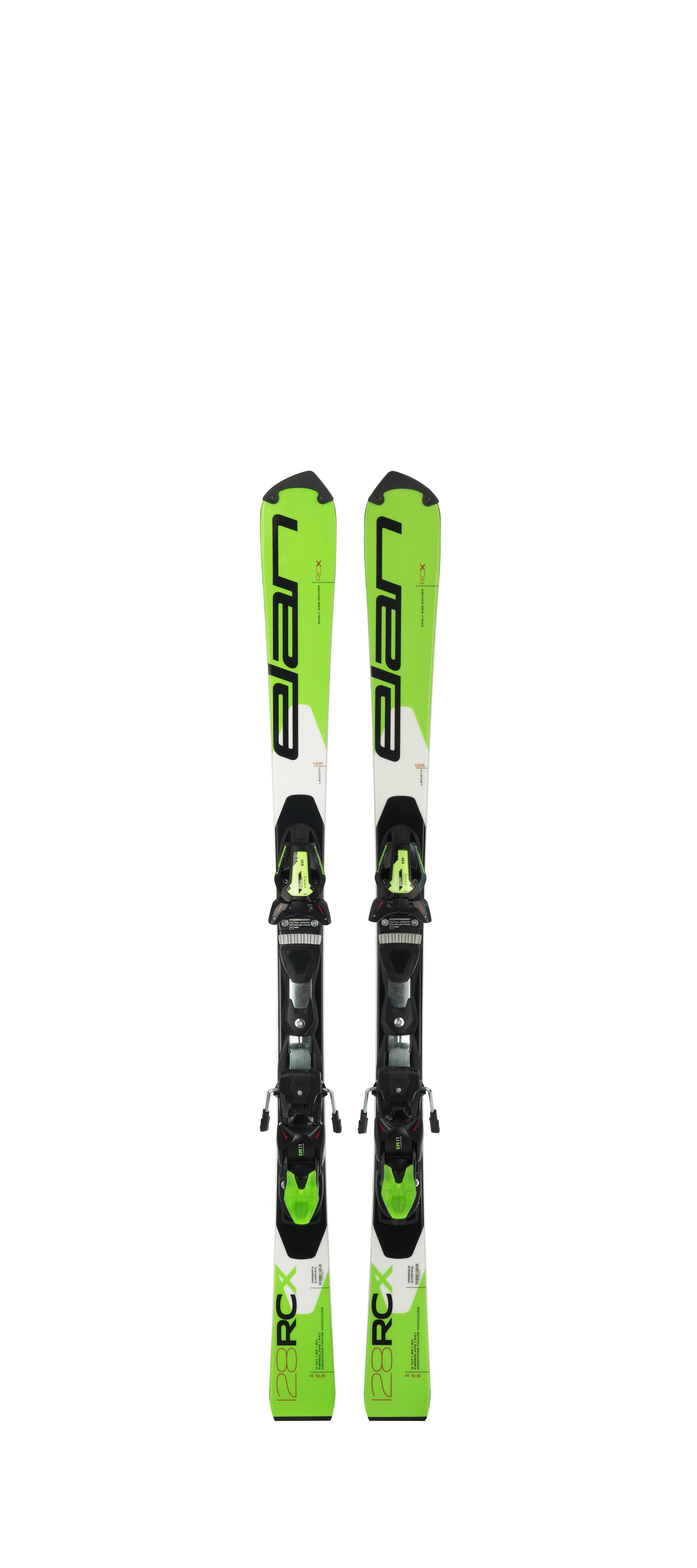 Горные лыжи Elan 2017-18 RCX PLATE
