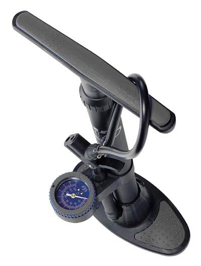 Насос напольный BBB AirWave black/grey (BFP-00)