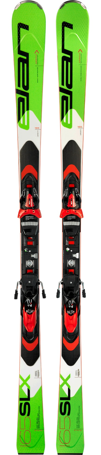 Горные лыжи с креплениями Elan 2017-18 SLX ELX 12 Fusion (см:160) - артикул: 971980420