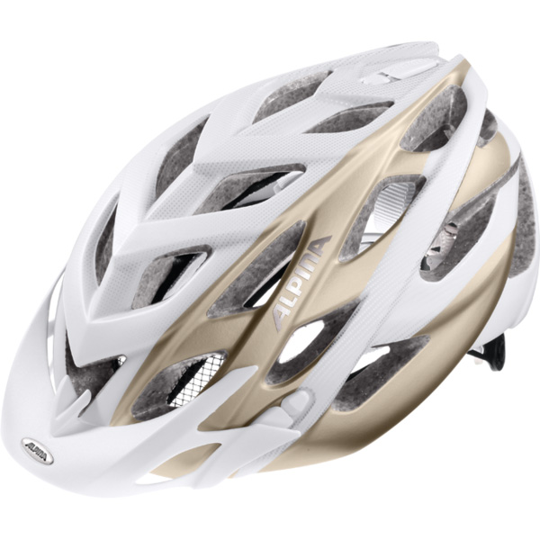 Велошлем Alpina 2018 D-Alto LE white-prosecco, Велошлемы - арт. 1017060356