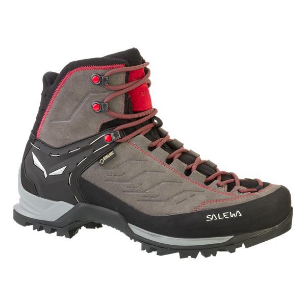 Ботинки для альпинизма Salewa 2017 MS MTN TRAINER MID GTX Charcoal/Papavero