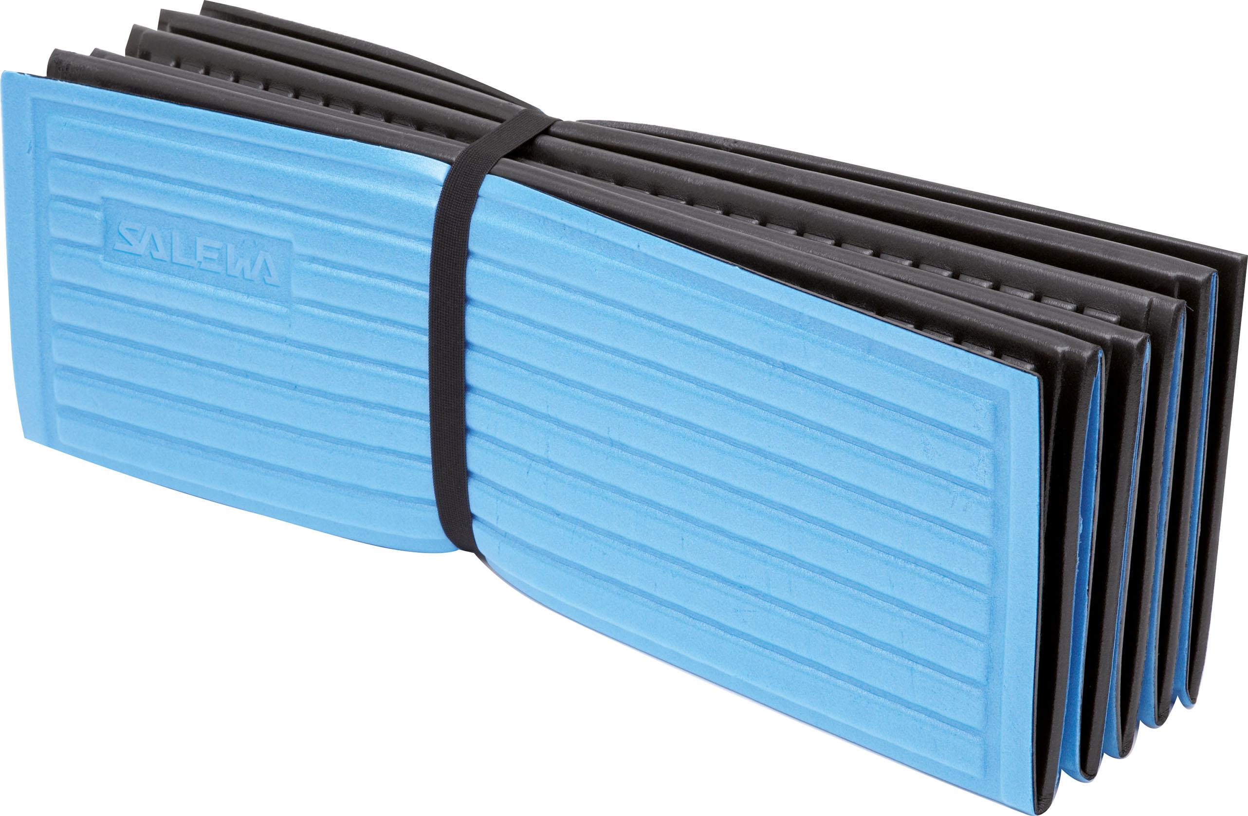 Коврик туристический Salewa Accessories EASY-MAT FOLDABLE BLUE/BLACK /