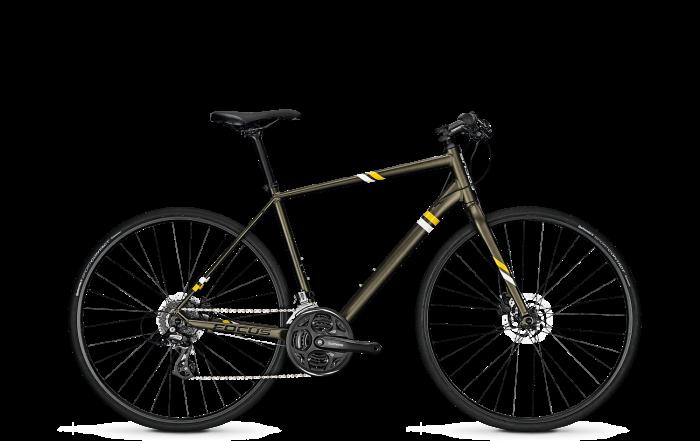 Велосипед FOCUS ARRIBA ALTUS 2018 darkolivegreenmatt (см:50), Велосипеды - арт. 998960390