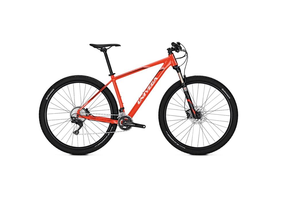 Велосипед UNIVEGA SUMMIT LTD XT 2018 HOTCHILIRED, Велосипеды - арт. 1010030390