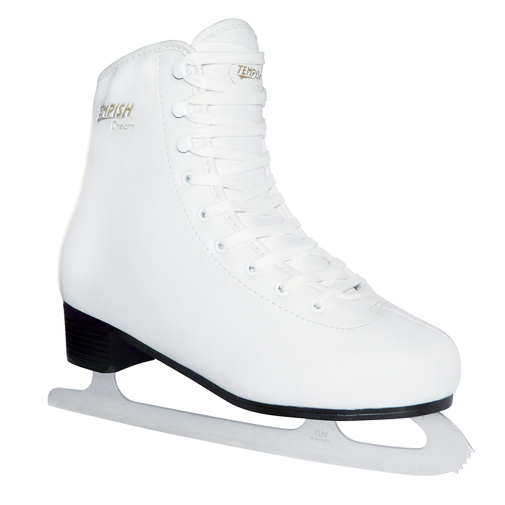 Коньки фигурные TEMPISH 2016-17 DREAM WHITE white, Ледовые коньки - арт. 749060429