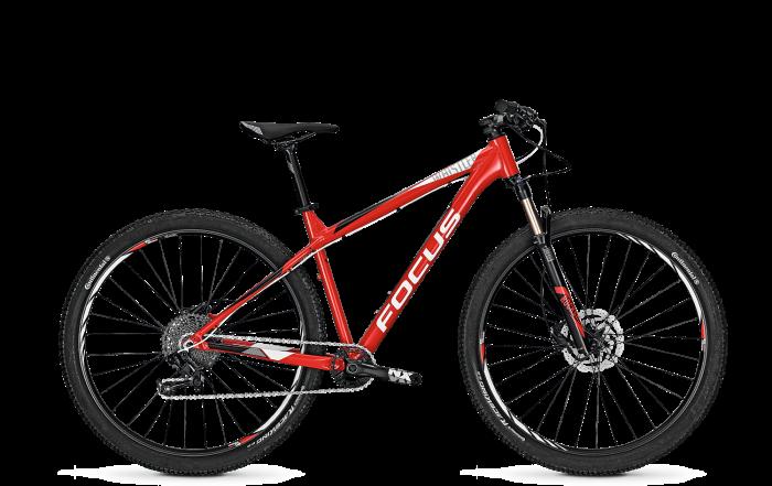 Велосипед FOCUS WHISTLER PRO 2018 firered (см:48), Велосипеды - арт. 998980390