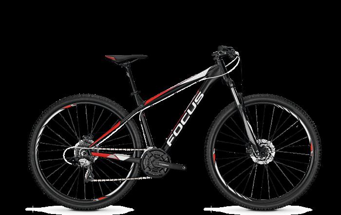 Велосипед FOCUS WHISTLER CORE 2018 magicblackmatt, Велосипеды - арт. 1027010390