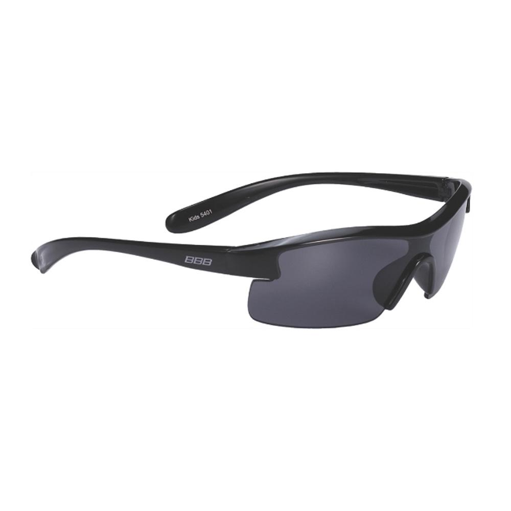 Очки солнцезащитные BBB Kids PC smoke lens блестящий черный (BSG-54)