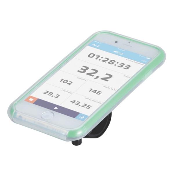 Комплект крепежа для телефона BBB Patron I6 черный/зеленый (BSM-03), Велокомпьютеры и комплектующие - арт. 820190363