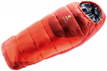 Спальник Deuter 2016-17 Sleeping Bags Little Star EXP (лев) papaya-lava /