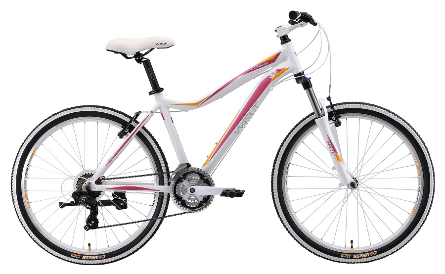 Велосипед Welt 2018 Edelweiss 1.0 D white/purple (US:M), Велосипеды - арт. 997450390